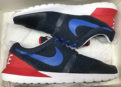 new concept b1d81 1b440 Nike Roshe Run NM W SP World Cup France Blue Red Grey White 652804-446