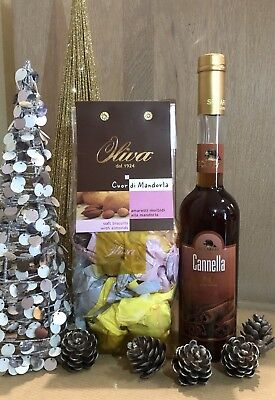 New Italian Cinnamon Liquor Gift Hamper