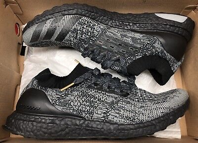 ba9ecf56e9d5e adidas UltraBoost Ultra Boost Uncaged LTD Triple Black Grey BB4679 Sz 11.5