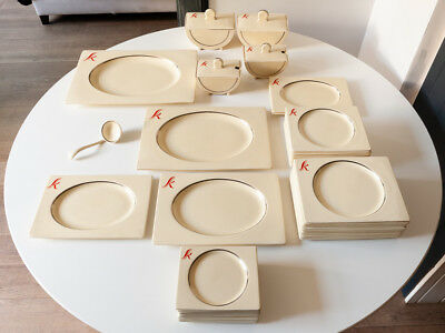 Clarice Cliffe Dinner Service