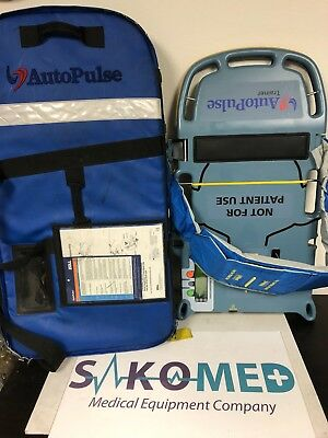 ZOLL AUTOPULSE Trainer Resuscitation System Model 100 Platform with Case