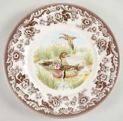 Spode WOODLAND Wood Duck Luncheon Plate 10674335