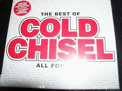 Cold Chisel (Jimmy Barnes) All For You 2 Best Of 2 CD with Covers CD – New