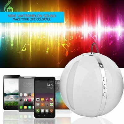 Q7 New Wireless Bluetooth Speakers With Flashing Lights Outdoor Portable &#0