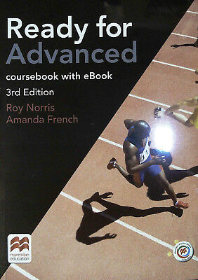 MACMILLAN Ready for Advanced CAE 3rd Edit Coursebook with Extras Online @NO KEY@