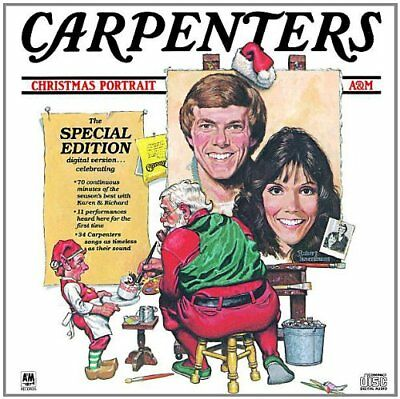 THE CARPENTERS **Christmas Portrait **BRAND NEW CD!!
