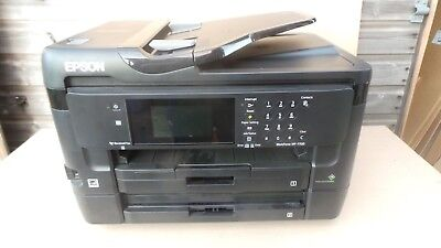 EPSON WF-7720 A3 Printer With CISS Ink System & Ink