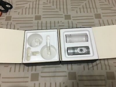 Genuine Apple iSight Web Camera M8817Z/C in Box set - FaceTime Ready G/Condition