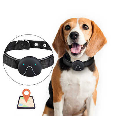 GPS Cats Dog Pets Collar Tracker Real Time Tracking Locator Device Waterproof F9