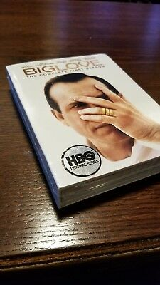 Big Love - The Complete First Season, DVD, 5-Disc Set, Season 1 One, New Sealed