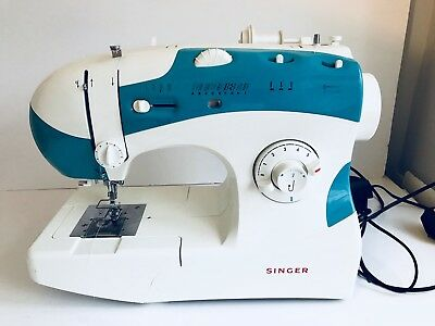 SINGER 40 SEWING Machine 40 Stitch Functions £4040 PicClick UK New Singer Sewing Machine 6038