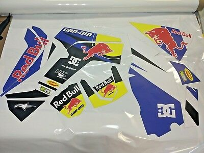 Decals BRP Renegade 2006 - 2018 Can-am GRAPHICS kit  [770]