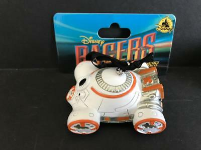 Disney Parks Star Wars BB-8 Racers Resin Christmas Ornament New with Tags