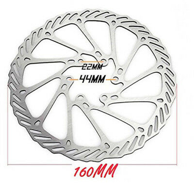 Front Rear Mechanical Disc Brake 160mm Rotor For Mountain Road MTB Bicycle Bike