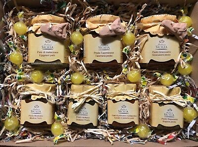 New Italian Sicilian Pesto Gift Hamper