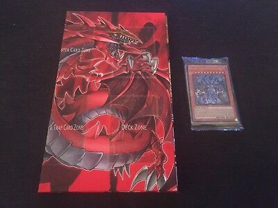 Yu-Gi-Oh: Legendary Collection 2 Promo Lot (13 Cards) & Game Board (New/Sealed)
