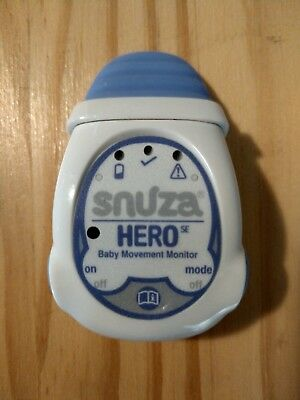 Snuza Hero Baby Movement Breathing Monitor