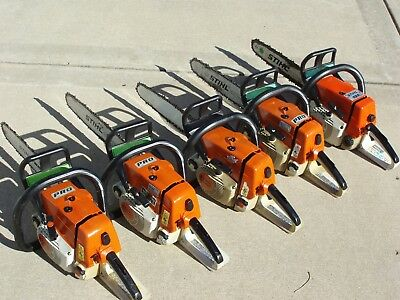 (12) Stihl Chainsaw Ms260 026 Ms390 Ms361 Ms362 Ms661 Bar And Chain