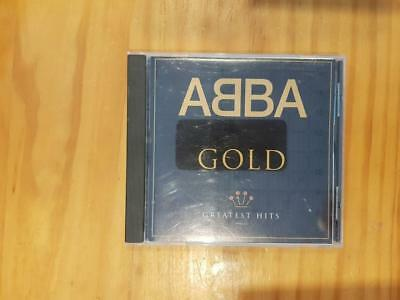 ABBA Gold: Greatest Hits CD Good Used Condition FREEPOST IN AUSTRALIA