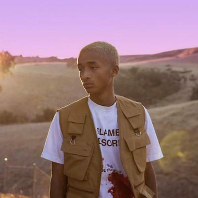 Jaden Smith The Sunset Tapes A Cool Tape Story (Mixtape)Official CD Album HipHop