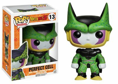 Dragonball Z Funko POP Animation Perfect Cell Vinyl Figure NIB Collectible