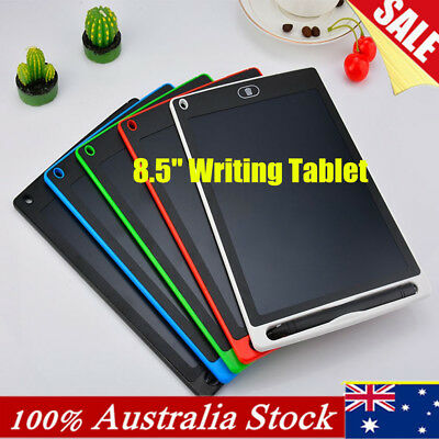 8.5 inch LCD eWriter Tablet Writing Drawing Memo Message Boogie Board Note IU4