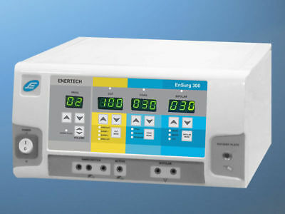 Electrotherapy Model Ensurg- 300 Physiotherapy Electro Surgical Generator Unit