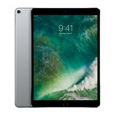 Apple iPad Pro 10.5 256GB WiFi spacegrey Tablet PC ohne Vertrag Retina A10X
