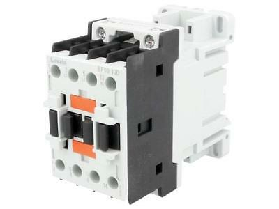 BF0910D220 Contactor3-pole Auxiliary contacts NO 220VDC 9A NO x3 DIN