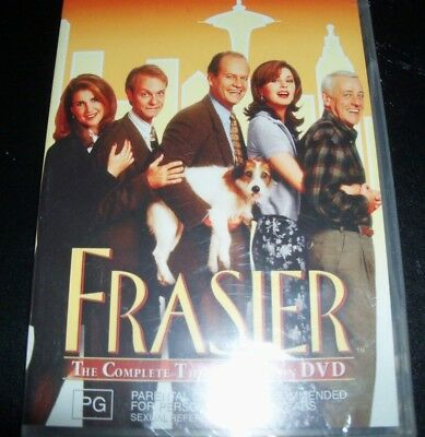Frasier : The Complete Third Series Season 3 (Australia Region 4) DVD – New