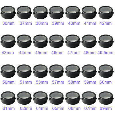Hunting Riflescope Quick Flip Spring Up Open Lens Protect Cover Cap for Airsoft