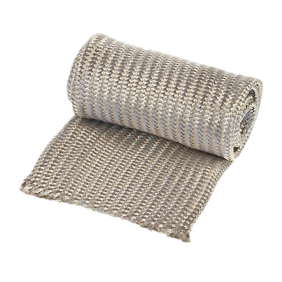 Heatshield Products HP Hose Sleeve - 44mm id Expandable to 64mm id x 914mm Roll