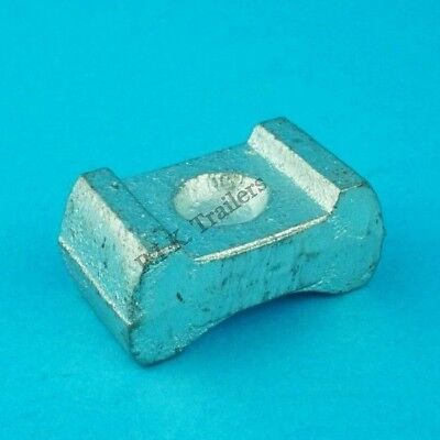Replacement Pressure Pad for Bradley HU12 3,500kg Trailer Coupling Jockey Wheel