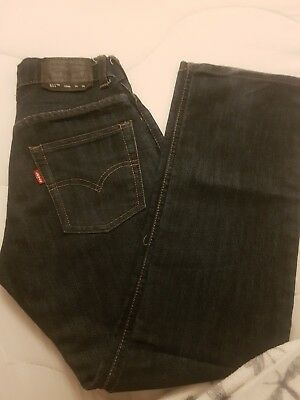 Levi 511 Boys Jeans size 26/26 approx 12 years