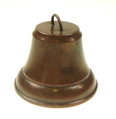 Old Vintage Brass Bell Collectible Can  Be Engraved Perfect Gift Rare   Nr7051