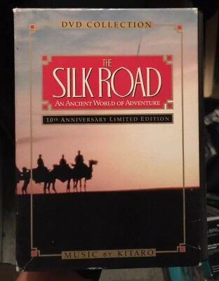 Silk Road DVD Collection (DVD, 2000, 3-Disc Set)