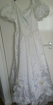 Joel Peters Wedding Dress. Vintage. Fancy Dress. Size 10