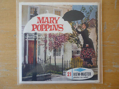 View-Master Scheiben Mary Poppins