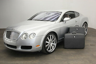 2005 Bentley Continental GT Coupe with custom wheels/custom luggage 2005 Bentley Continental GT Coupe