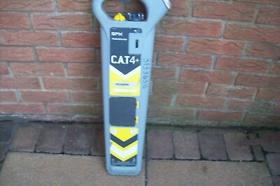 Radiodetection Cat4+  Cable Locator Detector