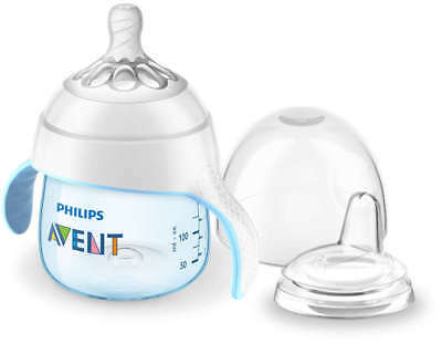 Philips Avent My Natural Trainer Cup Blue 5oz - SCF262/01