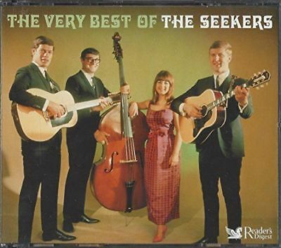 The Seekers The Very Best Of 3 C/D Set - CD M4VG E0675
