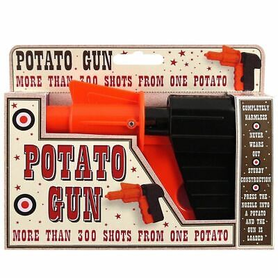 Potato Spud Gun Traditional Toy Great Stockingfiller