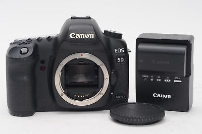Canon EOS 5D Mark II 21.1MP Full Frame Digital SLR Camera Body              #312