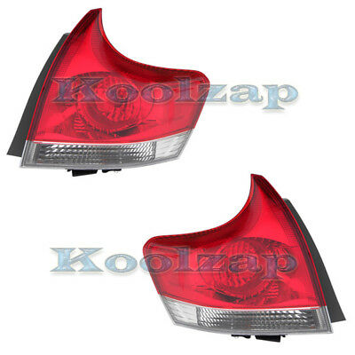 For 09-13 Venza Taillight Taillamp Brake Outer Light Lamp Left & Right Set PAIR