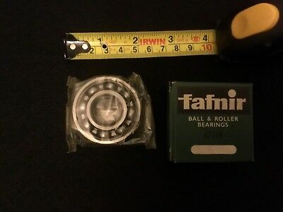 FAFNIR ball and roller bearing 6721H. LS8 A2.  New in box
