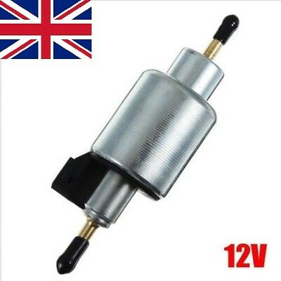 1pc Silver Oil Fuel Pump New for 2KW to 5KW Webasto Eberspacher Heaters DC12V