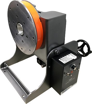 """New - Welding Positioner with 2"""" hole -  Made in America"""