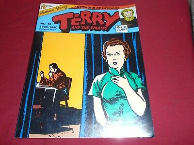TERRY AND THE PIRATES Vol. 10 1993-1940 Flying Buttress 1987 NM