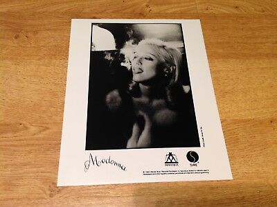 Madonna Vintage 1993 Bad Girl PROMO PHOTO #2